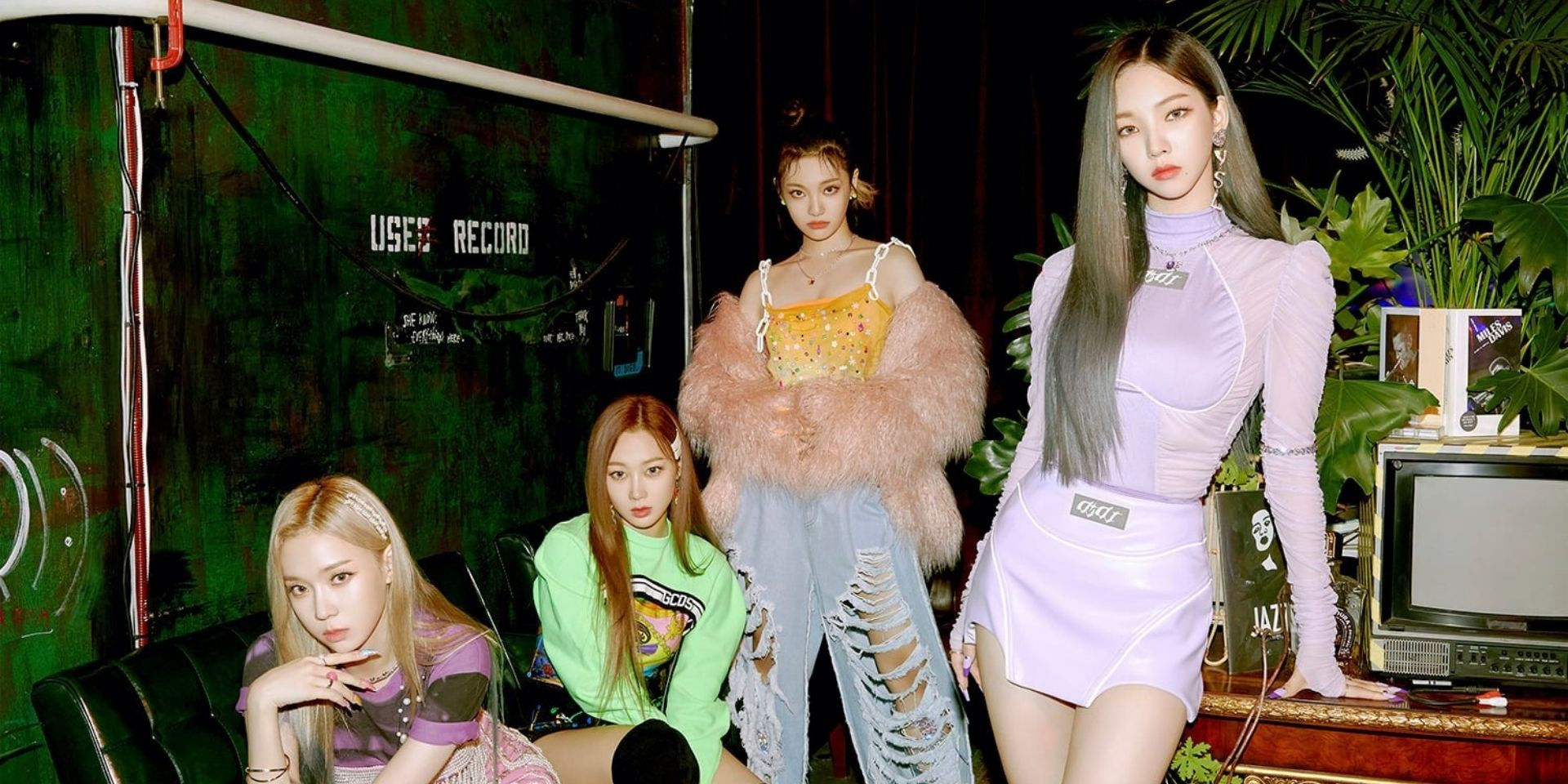 K-pop girl group aespa set to comeback in May with new single 'Next Level'