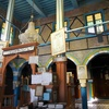 Interior 8, Slat Ribi Hizkia, Djerba (Jerba, Jarbah, جربة), Tunisia, Chrystie Sherman, 7/8/16