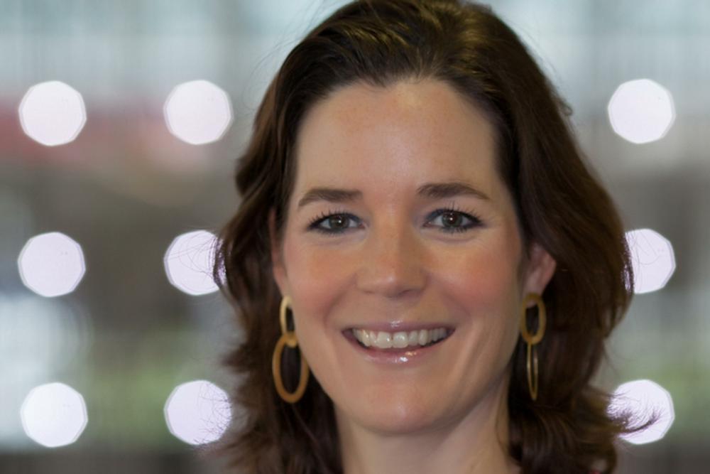 Eveline van der Pluijm, Marknads chef för Rotterdam Tourism Board & Convention Bureau