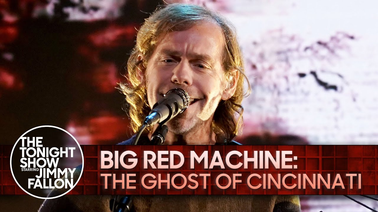 BIG RED MACHINE 'THE GHOST OF CINCINNATI' LIVE ON THE TONIGHT SHOW Link Thumbnail | Linktree
