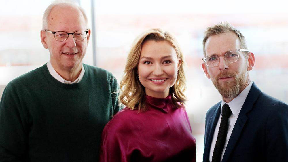 Bengt Germundsson, Ebba Busch Thor och Jakob Forssmed