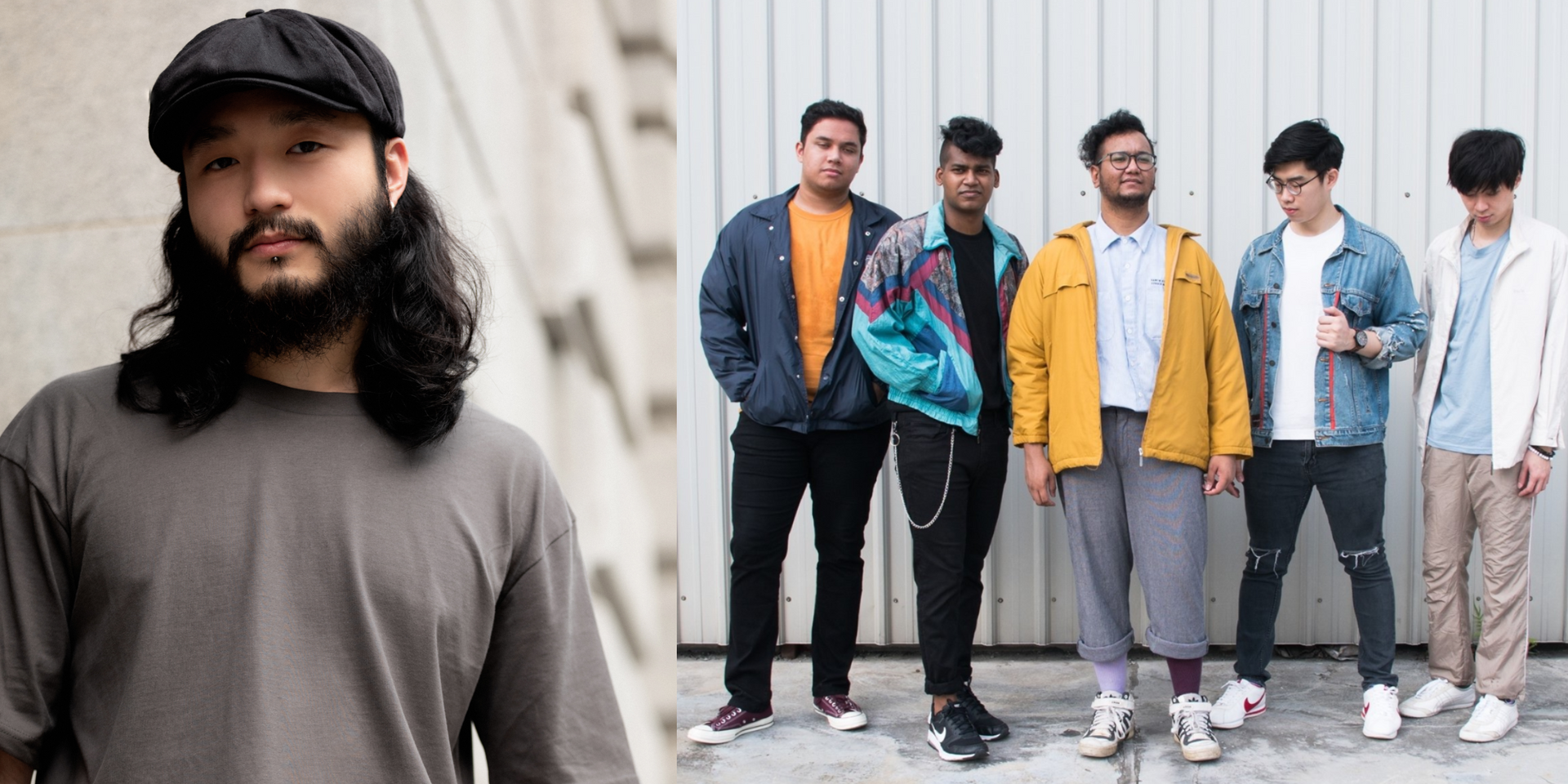 Glen Wee and Lost Spaces to perform alongside Of Monsters And Men in Singapore