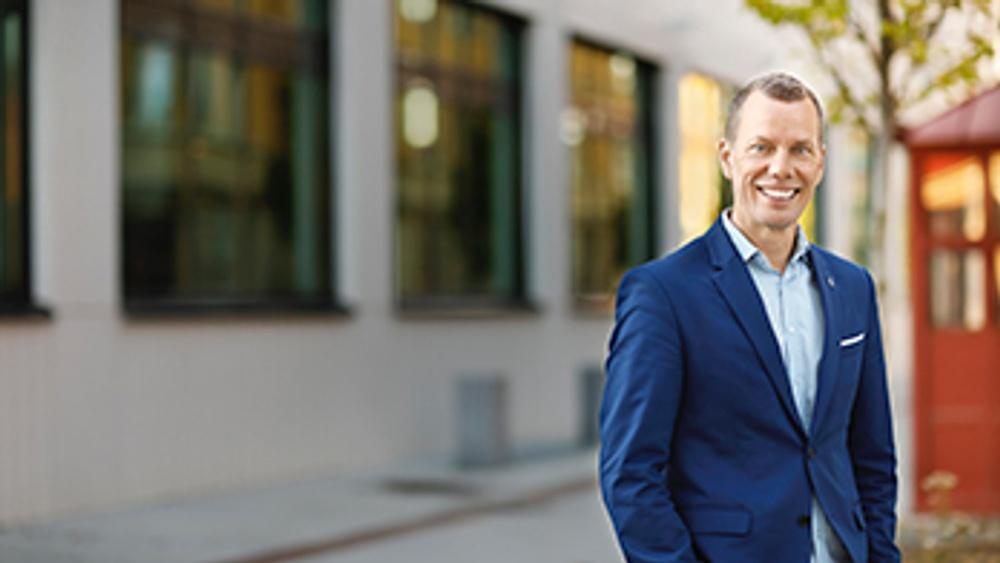 Björn Arvidsson, Verksamhetsledare STUNS Life science