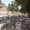 Grave Sites 5, Cemetery, Le Kef (El Kef, الكاف), Tunisia, Chrystie Sherman, 7/21/16