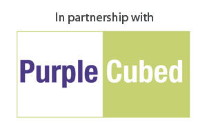 in-partnership-Purple-Cubed