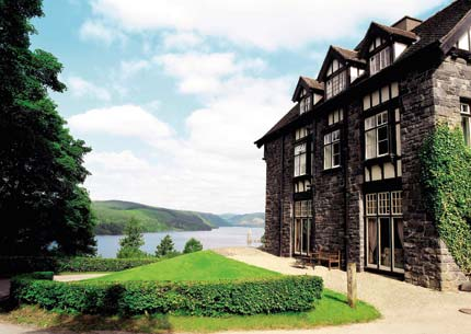 Lake Vernwy Hotel