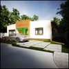 3 bedroom detached house - delux