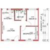 Simplex Unit 42m²