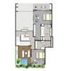 Penthouse 6 Duplex