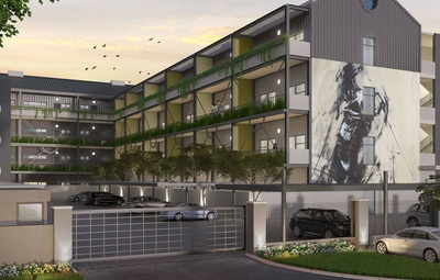 Fifty Five Linden lifestyle apartments