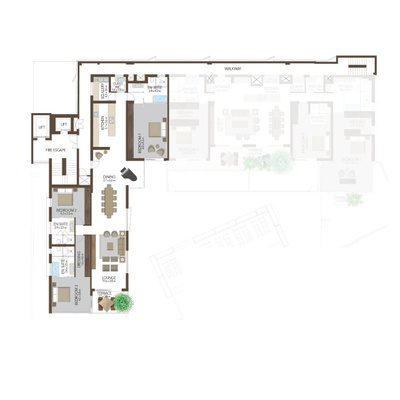 Luxury Residence 501