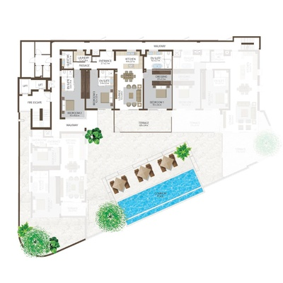 Luxury Residence 102