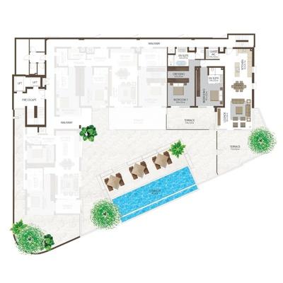 Luxury Residence 103
