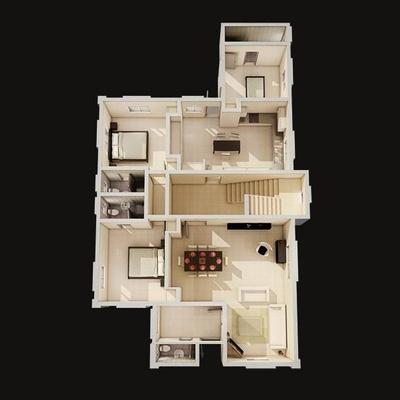 5 Bedroom Type A