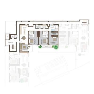 Luxury Residence 302