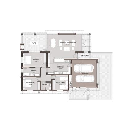 House Type 3b