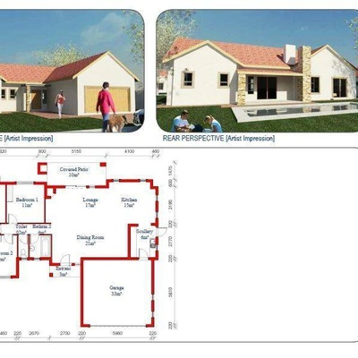 175sqm - 3 Bed / 2.5 Bath