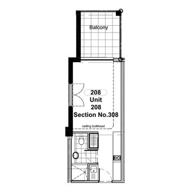 Studio Unit 208
