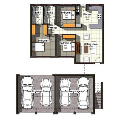 Ground Floor Unit