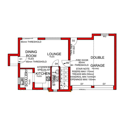 Unit Type 142sqm - 2