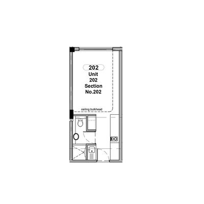 Studio Unit 202, 203