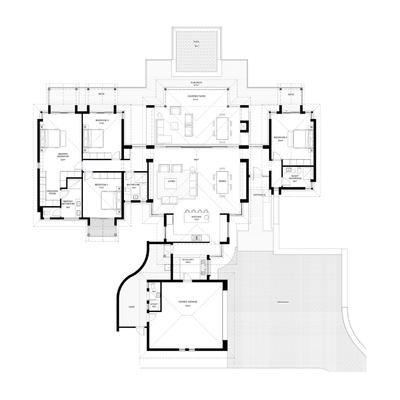 Plan 353sqm
