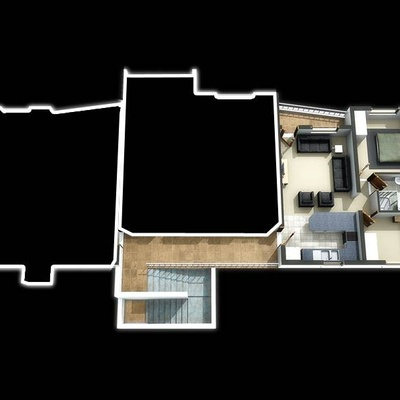 Blackburn Type A second floor right