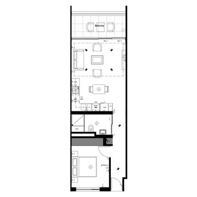 Apartment L/M