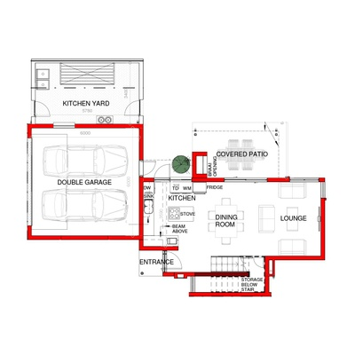 2 Bed, Double Storey