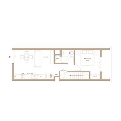 Double-level Atelier