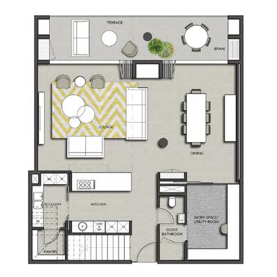 Penthouse 4 Duplex