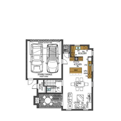 Type E House