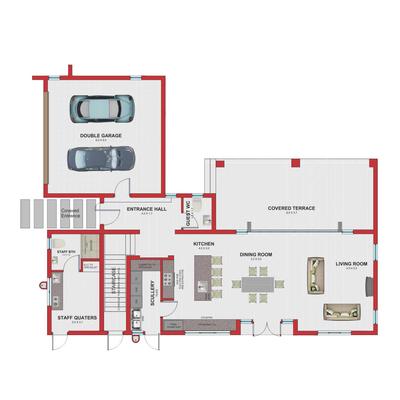 Type E2 (double storey)