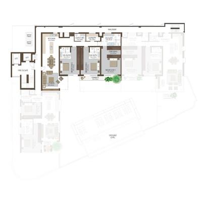 Luxury Residence 202