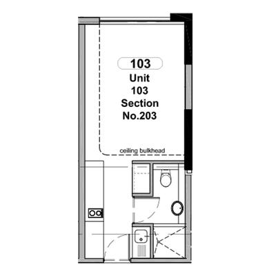 Studio Unit 103