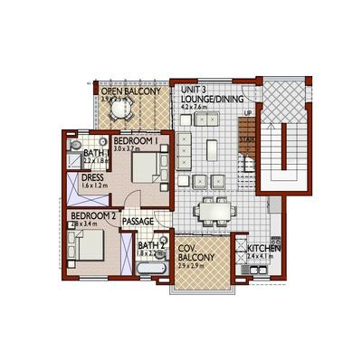 Type A loft