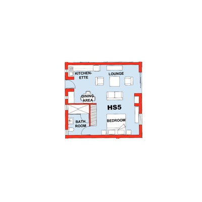 Hotel Suite 5
