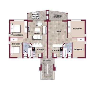Type A2 Second Floor