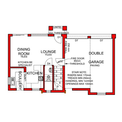 Unit Type 142sqm - 1