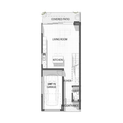 Triple Storey Homes - Block C Unit