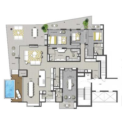 Penthouse 2 Simplex