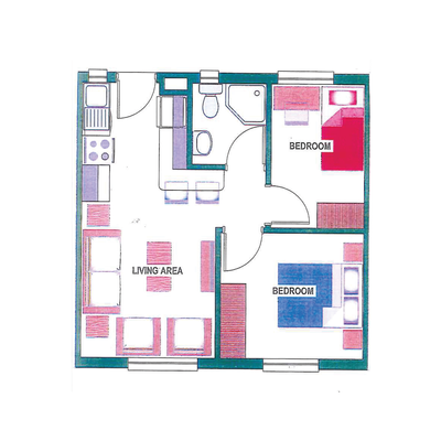 Phase 3 40sqm Unit
