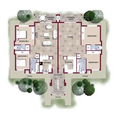 Type C Ground Floor