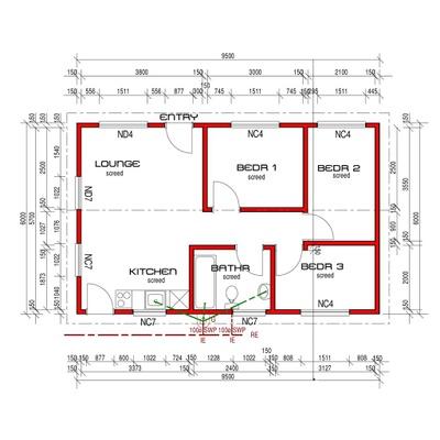 House 57m²