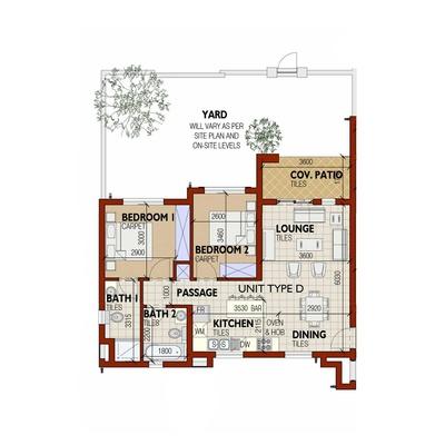 Apartment - Unit Type D