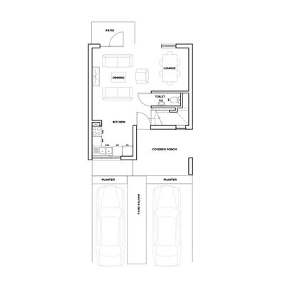 Town - Duplex D3