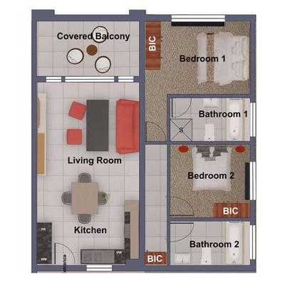 Block B - First Floor - B3