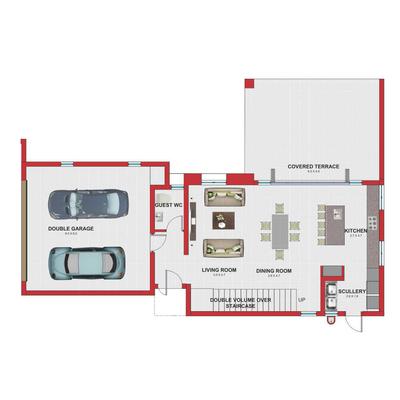 Type D (double storey)