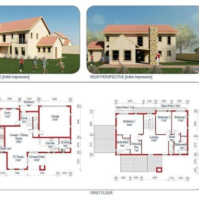 270sqm - 4 Bed / 4 Bath