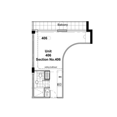 Studio Unit 406